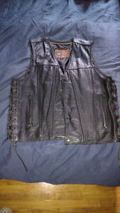 First Classics Biker Side laced Vest