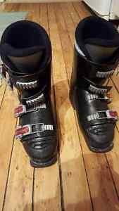 Ski boots, junior Nordika