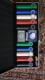 Casino Gaming chip set