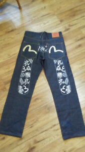 Evisu Jeans 34 x 34 (BRAND NEW+NEVER WORN) Kingston, ON