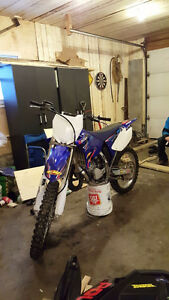 2013 yamaha yz 125 brand new top end