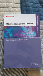 How Languages are Learned Peterborough Peterborough Area image 1
