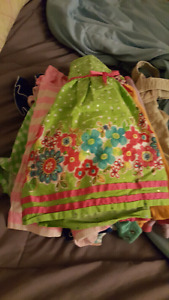 Girls clothing summer lot 12-18 months