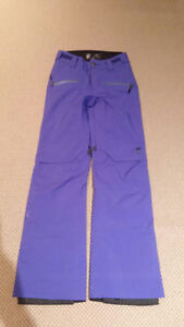 NEW Women Orage GORE-TEX PRO ski and snowboard pants XXS