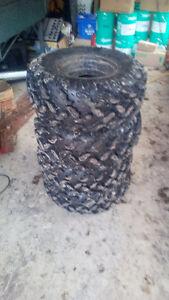 Atv tires 26 in 14 Kitchener / Waterloo Kitchener Area image 1