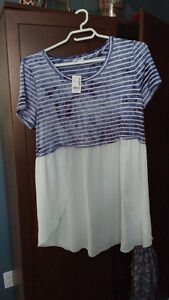 Maternity Dress Shirt - New With Tags!!