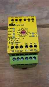 Pile safety relay