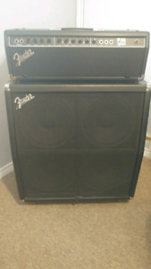 Fender FM 100H Half-stack (100 Watts, Solid State, Guitar Amp)