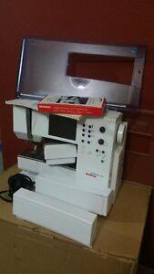 like new bernina artista 170 computerized sewing machine