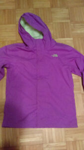 Children's North Face Spring Coat Size XL(18)