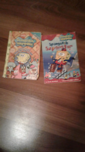 Spongebob books