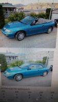 1995 Chevrolet Cavalier Convertible Convertible