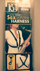 Womens saxophone strap/ harness