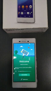 Sony Xperia M4 Aqua - Like New - White - 16GB