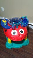 Safety 1st Ladybug Exersaucer - Great condition!