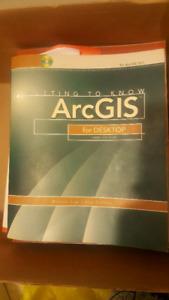 ArcGIS textbook