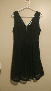 Black Dress from Boutique 1861