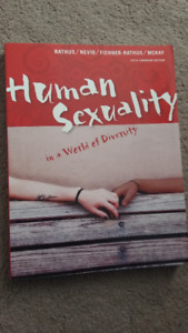 Fifth Canadian Edition: Human Sexuality in a World of Diversity