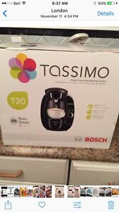 TASSIMO SINGLE CUP BREWER