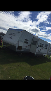31' Jayco travel trailer