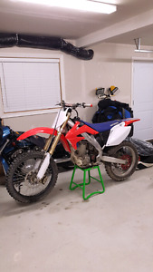 2006 crf 250r fresh engine