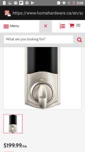 Weiser Convert - Remote Door Unlock/Lock NEVER OPENED NEW IN BOX