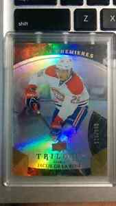 Rookie card, autograph card and jersey card West Island Greater Montréal image 2