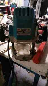 Makita Router excellent condition