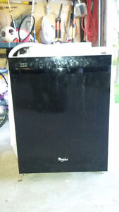Whirlpool Dishwasher - cleans well but leaks