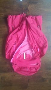 lulu lemon fall jacket (windbreak)