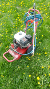 Heavy Duty Honda Pressure Washer 6.5hp