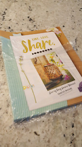 Scentsy brochures and mini testers