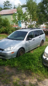 BEST OFFER TAKES IT!!! Ford Focus 2002, Wagon