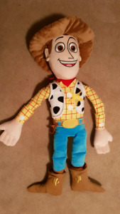 "Disney Toy Story Woody 25"" stuffy"