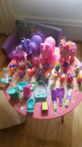 My little Pony a drive shopkins lots