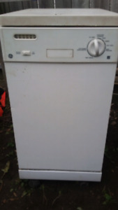 GE apartment size dishwasher