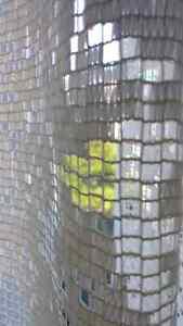 Filet lace design curtains Kingston Kingston Area image 6