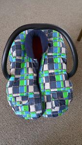 Car seat covers & Jolly Jumper Head Hugger