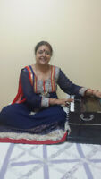 Lessons in Indian Classical as well as Light Music in Brampton.