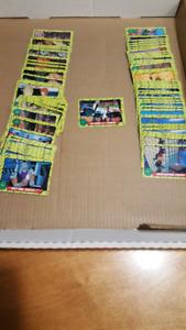 Topps Teenage Mutant Ninja Turtles Trading Cards