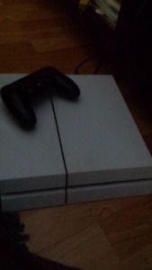 PS4 with one controller $350 OBO NEED GONE TODAY
