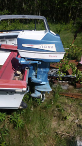 40 hp outboard or trade for fishing gear