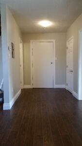 2bed, 1bath, bright, spacious and renoed apt. for lease