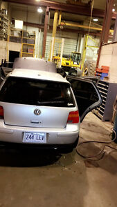 2004 Volkswagen Golf Bicorps