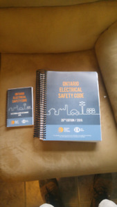 2015 ontario electrical code BRAND NEW