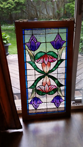 Beautuful Look a like stained glass