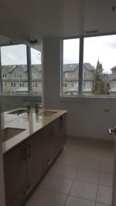 brand new LOVE condo townhouse {sheppard and kennedy}