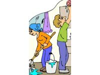 Thai couple cleaner