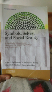 Symbols, Selves, and Social Reality 4th Edition