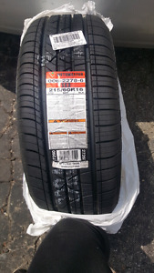 Brand new tires 215/60R 16